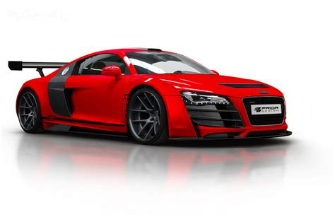 Handmade Sports Car - the prior tuning 2013 audi r8 pd gt850 kit