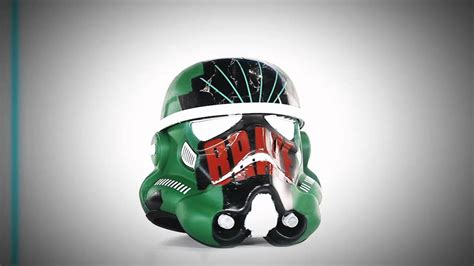 stormtrooper helmet design game design your own stormtrooper helmet feat nidji youtube