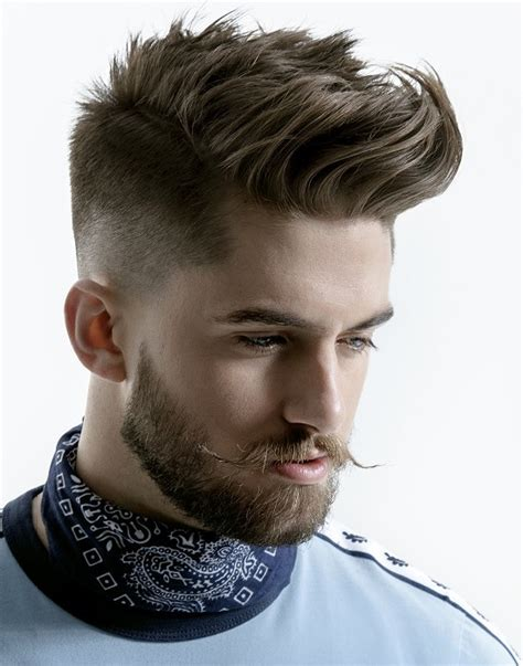 Mens Hairstyles Largesize Men | different haircut numbers and hair clipper sizes