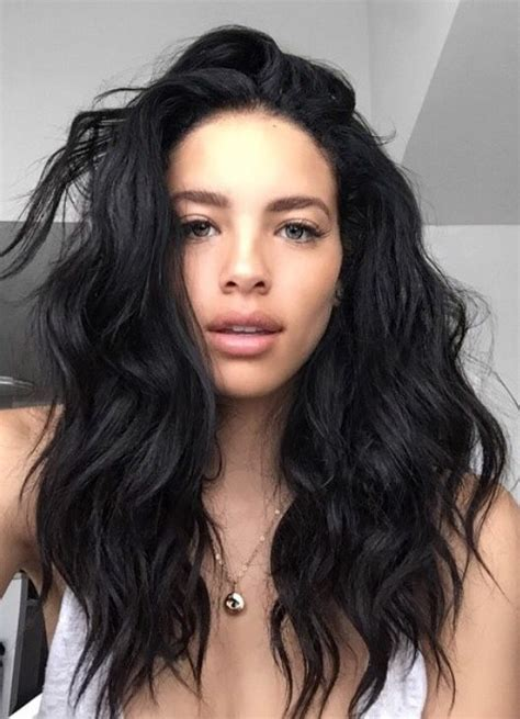 black hair color 33 stunning hairstyles for black hair 2019 in 2019