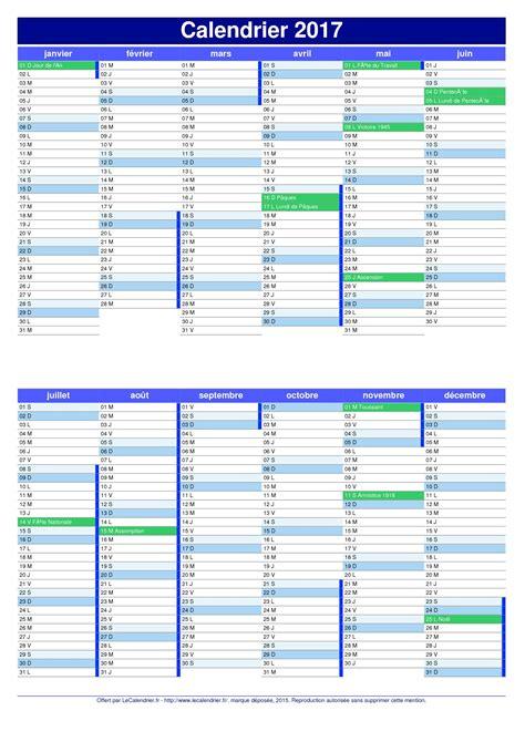 Vacances Calendrier 2017 Calendrier 2016 2017 New Calendar Template Site