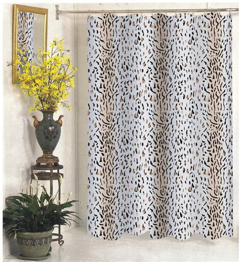 extra long and wide shower curtains carnation home fashions inc extra wide fabric shower
