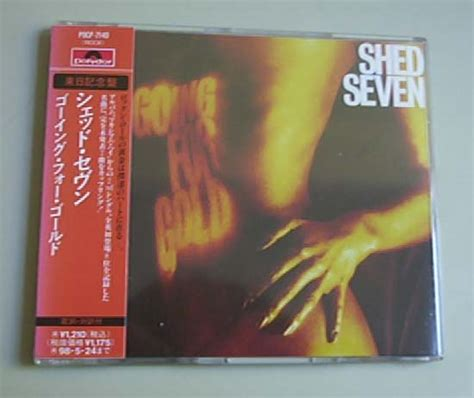Shed Seven Going For Gold Album by Shed Seven Going For Gold Records Lps Vinyl And Cds