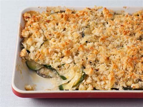 ina garten casserole ina s zucchini gratin meatless monday fn dish food