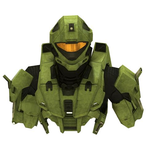recon 1 of 3 mjolnir powered assault armor r variant halo nation