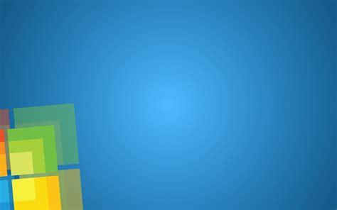 microsoft windows  simple base colours clean metro