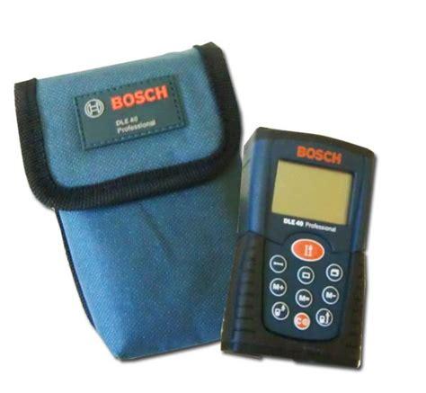 Laser Digital Bosch Dle 40 bosch dle 40 laser entfernungsmesser dle40 ebay