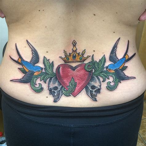 110 sexiest lower back tattoos for men women april 2018