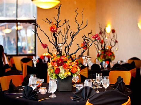 decorating with orange accents for fall fall wedding ideas pinterest wedding and bridal inspiration