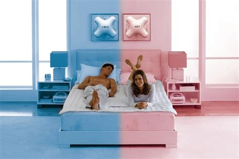 beds for couples help for couples who disagree about sleep temperature wsj