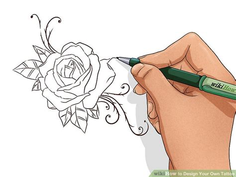 design your own tattoo picture how to design your own 14 steps with pictures