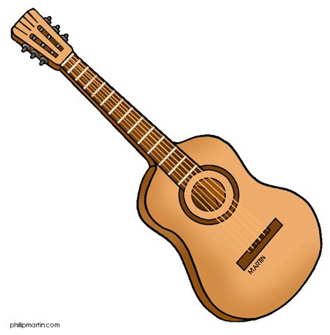 guitar clipart guitar guitars orchestra and instruments