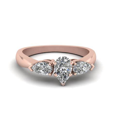 Wedding Rings Pear Shaped by Wedding Pear Shaped Wedding Ring Pear