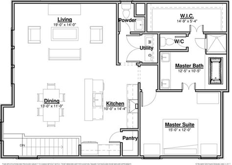 Single Story 5 Bedroom House Plans petty st single family homes drake homes inc blog