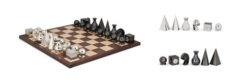 man ray chess set replica a silver man ray chess set 2008 limited edition 5 10
