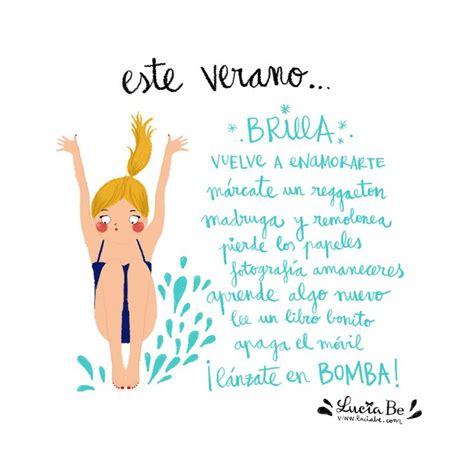 imagenes pronto vacaciones carteles de bienvenido verano con frases para compartir