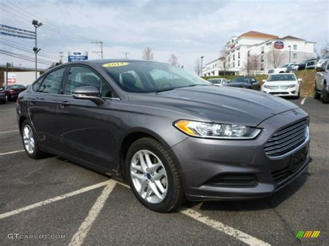 in color 2014 2014 sterling gray ford fusion se 102966226 gtcarlot