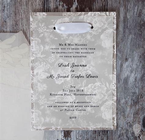 translucent overlay wedding invitations best 25 vellum paper ideas only on wedding