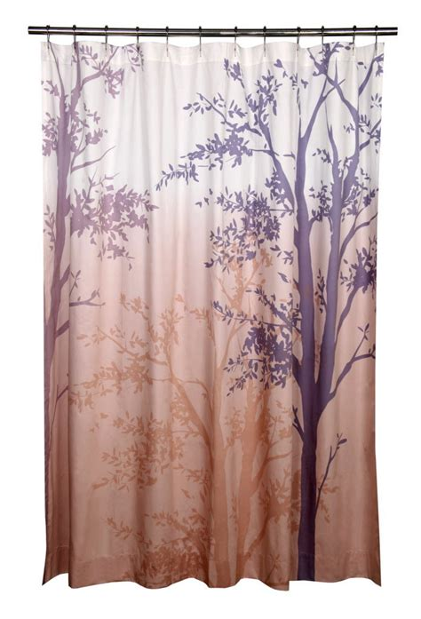 Shower Curtains With Trees Shower Curtains Nature Home Decoration Club