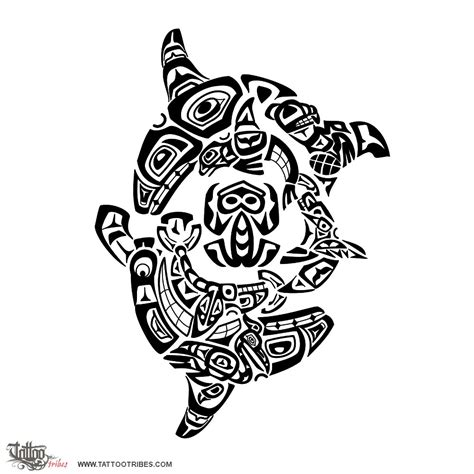 tribal family tattoo killer whale tribal www imgkid the image