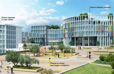 costo posto letto ospedale ottanta milioni di per un nuovo ospedale a sassari
