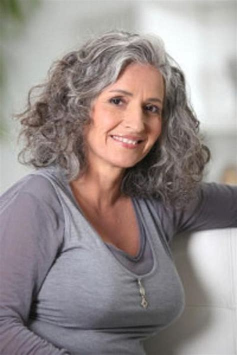 does older women look better with curly hair or straight 223 best gray hair for all ages women wigs look good too
