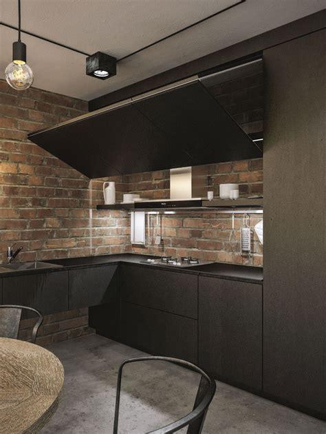 modern loft  kaunas industrial style wrapped