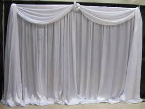 Wall Draping Fabric Party People Event Decorating Company Polk Bridal Exhibit