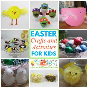 Easter Ideas by Easter Crafts Activities And Food For Kids Mum In The