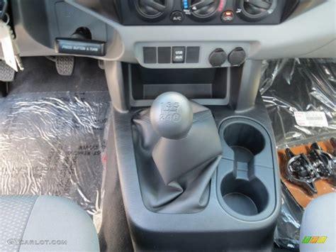 Toyota Tacoma Manual Transmission For Sale 2013 Toyota Tacoma Regular Cab 5 Speed Manual Transmission