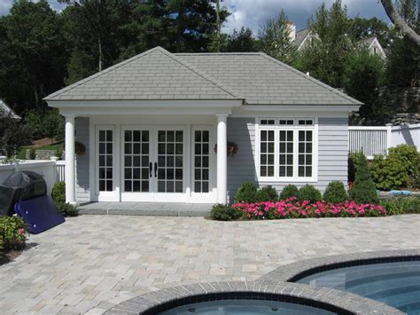 pool house ideas central ma pool house contractor elmo garofoli