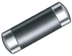 100 ohm melf resistor mrc1 2 100 75r0 f 7 international resistive surface mount melf resistor 75 ohm 200 v 500