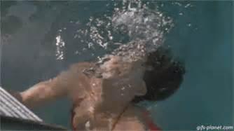 frechen schwimmbad gifs of in water