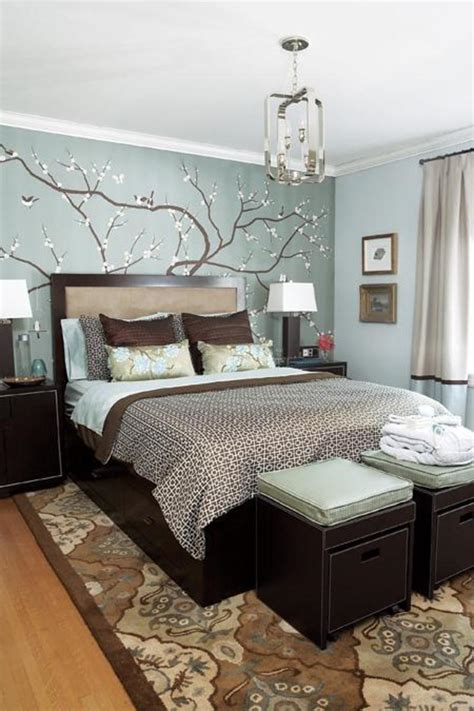 blue brown bedroom blue and brown rooms decobizz com