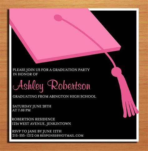 design own graduation invitation top 13 graduation invitation cards you must see