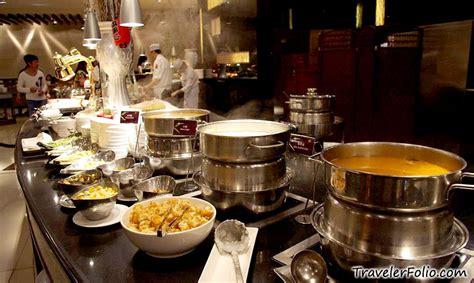 Buffet At Venetian Venetian Macao Resort Hotel Casino Man U Zaia Macau