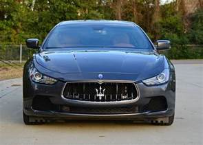 2015 Ghibli Maserati 2015 Maserati Ghibli S Q4 Review And Test Drive