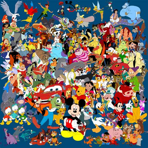 wallpaper of disney characters disney images disney characters wallpaper and background