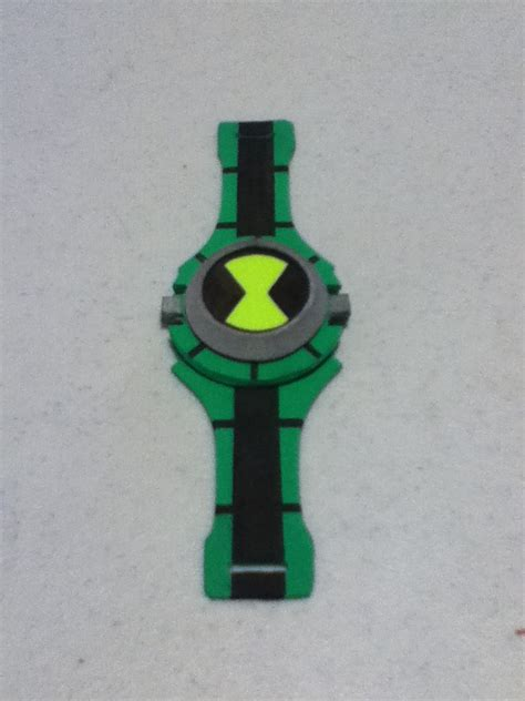 How To Make A Ben 10 Omnitrix Out Of Paper - ben 10 omnitrix by doc04 on deviantart