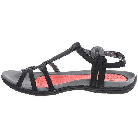 sandals for jbu by jambu leyla vegan leather sandals for