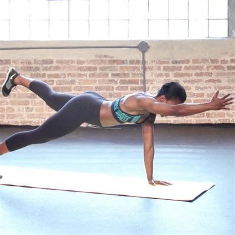Reach Your Balance improve your balance with a plank reach the o jays
