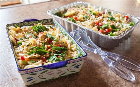 How To Bring Salad To A Potluck by Potluck Pasta Salad Recipe What To Bring To A Potluck