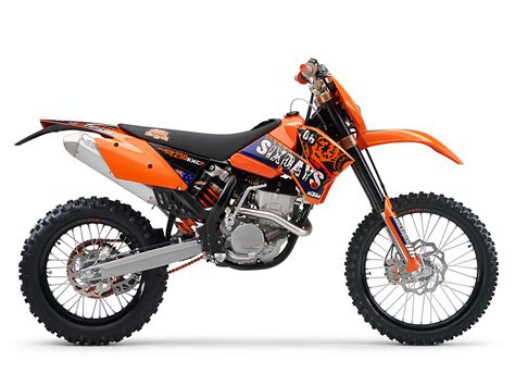 Ktm 250 Exc F Review Ktm 250 Exc F 2007 Review