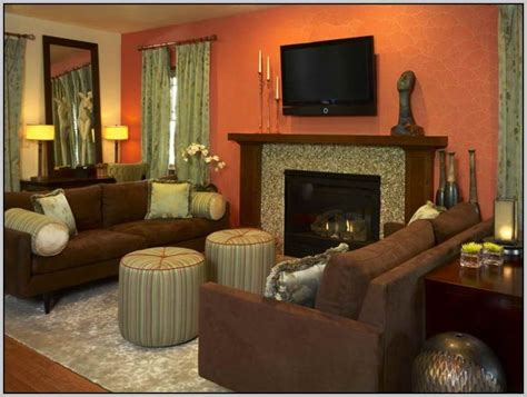 best color for furniture impressive living room colors with dark brown furniture