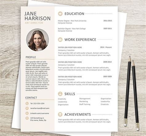 matching cover letter and resume templates 56 best images about digital graphics on