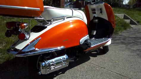 R Amora White 50 made by znen orange and white