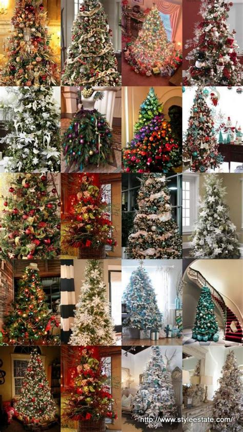 awesome christmas decorations 20 awesome tree decorating ideas inspirations style estate