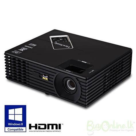viewsonic pjd5134 portable projector