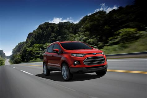 ford suv 2013 2013 ford ecosport suv makes debut in