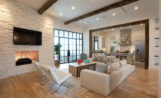 Houzz Home Design Photos Cat Mountain Residence Transitional Living Room